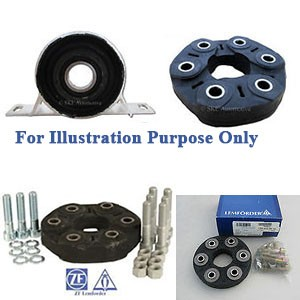 10484 01,1048401-Propshaft Disk Joint Kit