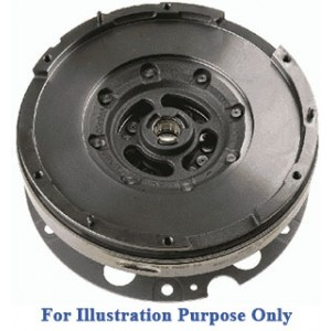 2294 001 095,2294001095-sachs-dual-mass-flywheel
